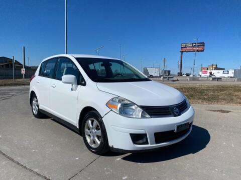 2008 Nissan Versa for sale at Xtreme Auto Mart LLC in Kansas City MO