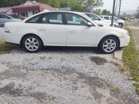 2009 Mercury Sable for sale at Magic Ride Auto Sales in Elizabethton TN