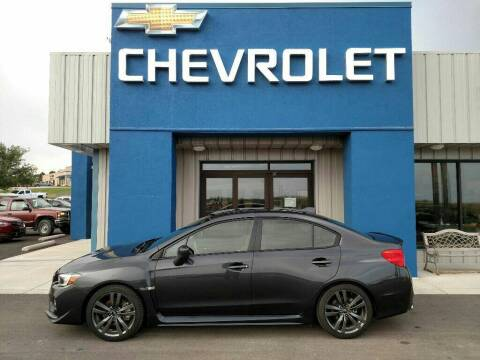 2017 Subaru WRX for sale at Tommy's Car Lot in Chadron NE