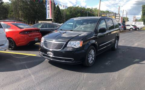 2015 Chrysler Town and Country for sale at Affordable Auto Sales in Webster WI