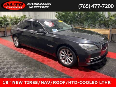 2013 BMW 7 Series for sale at Auto Express in Lafayette IN