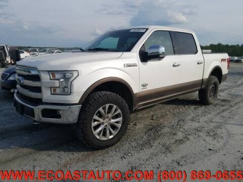 2015 Ford F-150 for sale at East Coast Auto Source Inc. in Bedford VA