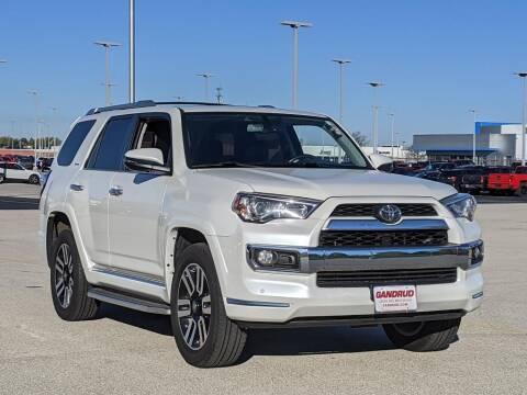 2016 Toyota 4Runner for sale at Gandrud Dodge in Green Bay WI