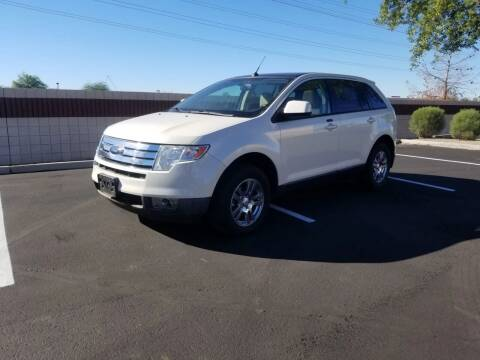 2008 Ford Edge for sale at Sooner Automotive Sales & Service LLC in Peoria AZ