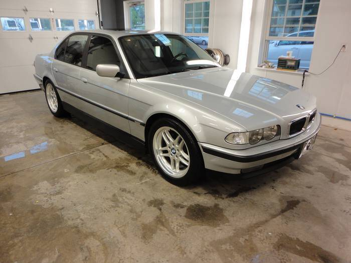 1999 BMW 7 Series for sale in Hatfield, PA