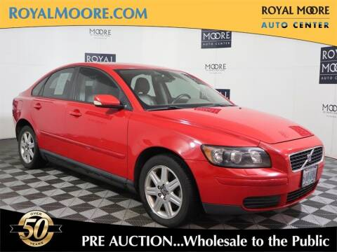 2006 Volvo S40 for sale at Royal Moore Custom Finance in Hillsboro OR