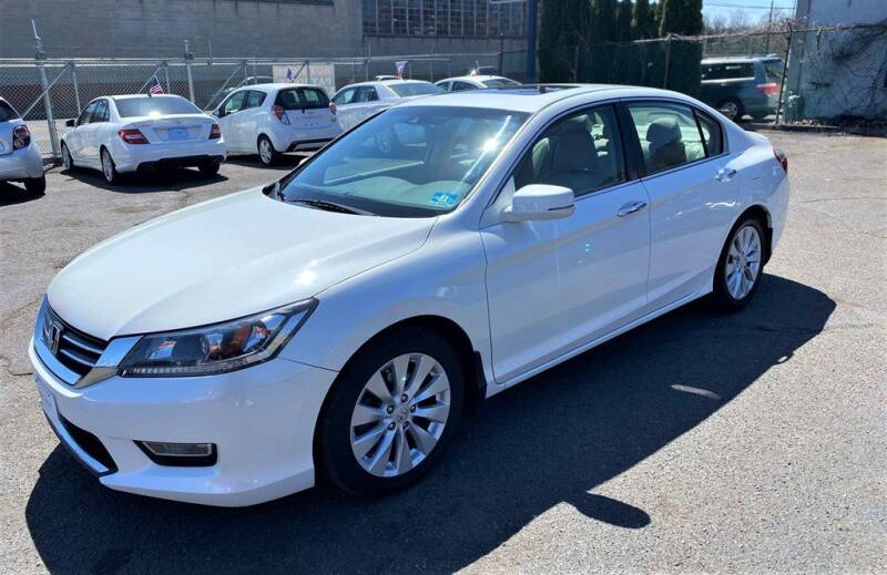 2013 Honda Accord for sale at Exem United in Plainfield NJ
