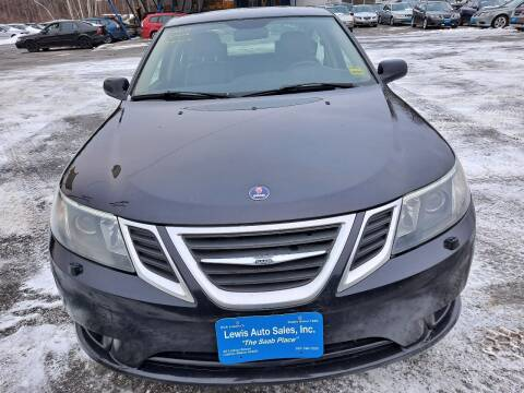 2011 Saab 9-3 for sale at Lewis Auto Sales in Lisbon ME