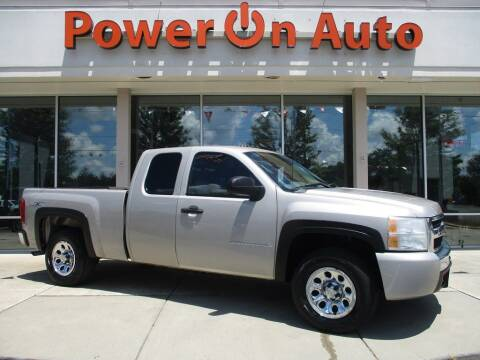 2009 Chevrolet Silverado 1500 for sale at Power On Auto LLC in Monroe NC