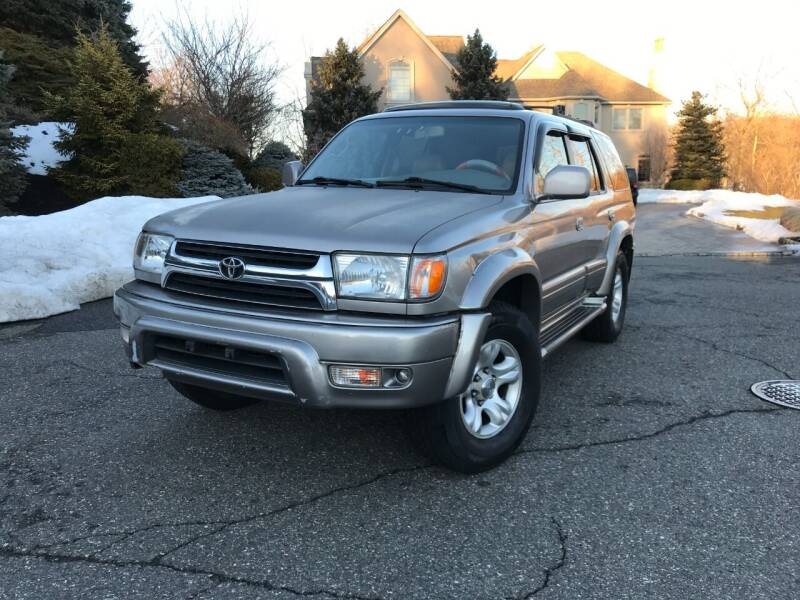 2001 Toyota 4Runner for sale at CLIFTON COLFAX AUTO MALL in Clifton NJ
