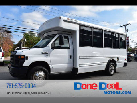 2016 Ford E-Series Chassis for sale at DONE DEAL MOTORS in Canton MA