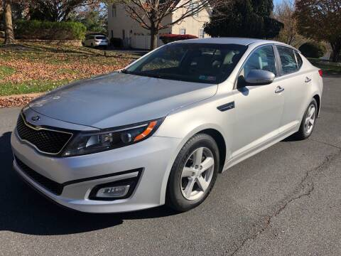 2014 Kia Optima for sale at PA Auto World in Levittown PA