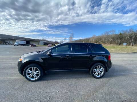 2013 Ford Edge for sale at Tennessee Valley Wholesale Autos LLC in Huntsville AL