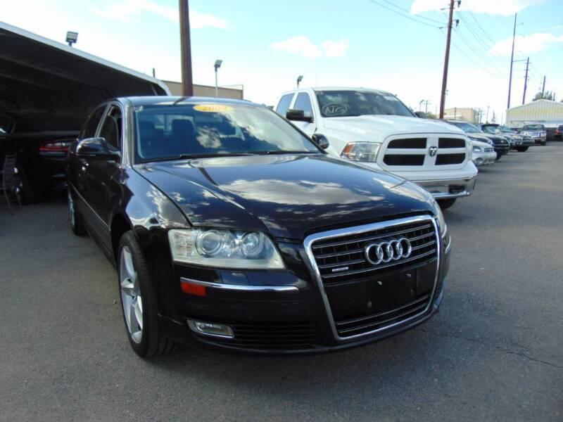 2009 Audi A8 L for sale at Avalanche Auto Sales in Denver CO