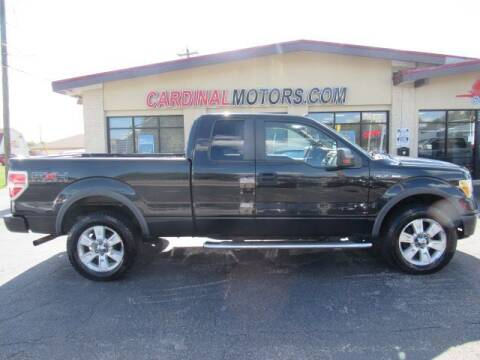 2010 Ford F-150 for sale at Cardinal Motors in Fairfield OH