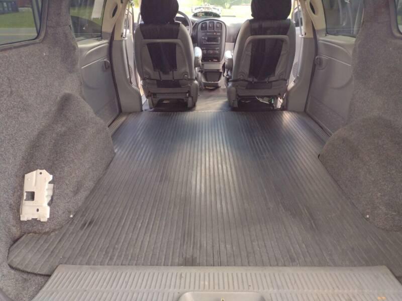 2006 Dodge Caravan for sale at Sparks Auto Sales Etc in Alexis NC