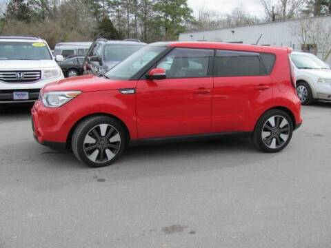 2015 Kia Soul for sale at Pure 1 Auto in New Bern NC