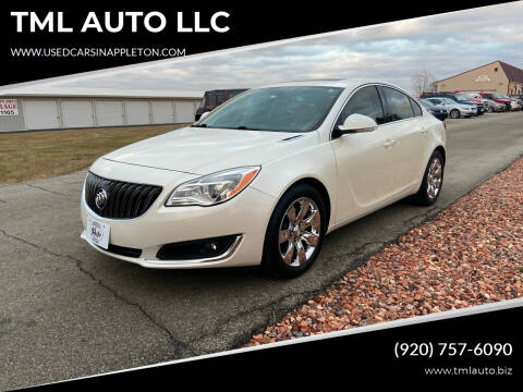 2014 Buick Regal for sale at TML AUTO LLC in Appleton WI