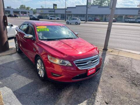 2010 Ford Taurus for sale at JBA Auto Sales Inc in Stone Park IL