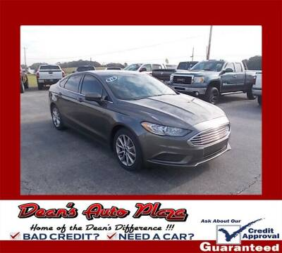 2017 Ford Fusion for sale at Dean's Auto Plaza in Hanover PA