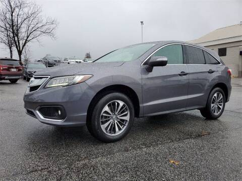 2017 Acura RDX for sale at Southern Auto Solutions - Georgia Car Finder - Southern Auto Solutions - Acura Carland in Marietta GA