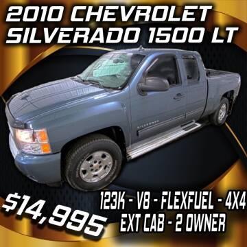 2010 Chevrolet Silverado 1500 for sale at Badlands Brokers in Rapid City SD