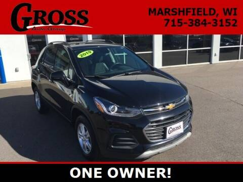 2019 Chevrolet Trax for sale at Gross Motors of Marshfield in Marshfield WI