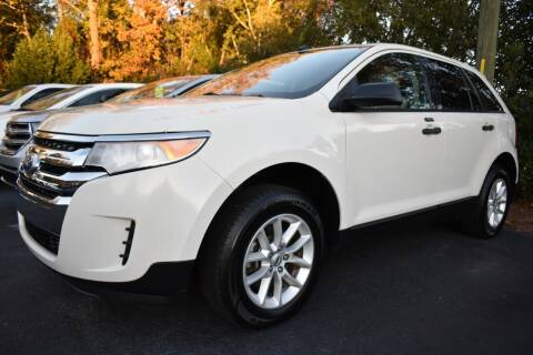 2013 Ford Edge for sale at Apex Car & Truck Sales in Apex NC