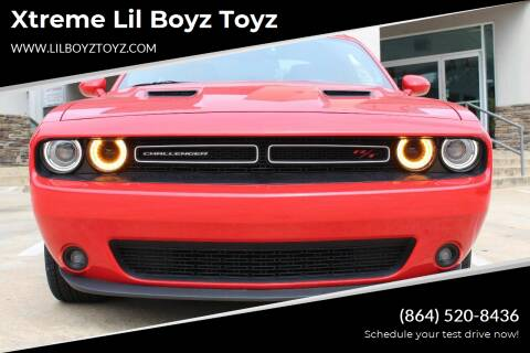 2018 Dodge Challenger for sale at Xtreme Lil Boyz Toyz in Greenville SC