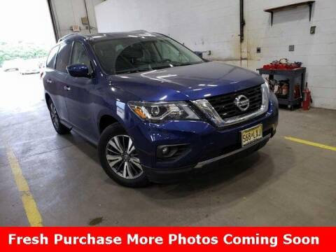 2019 Nissan Pathfinder for sale at Nyhus Family Sales in Perham MN