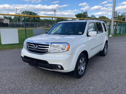 2013 Honda Pilot for sale at Cars With Deals in Lyndhurst NJ
