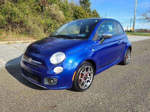 2012 FIAT 500 for sale at Premium Auto Outlet Inc in Sewell NJ