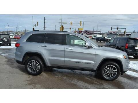 2019 Jeep Grand Cherokee for sale at FAST LANE AUTOS in Spearfish SD