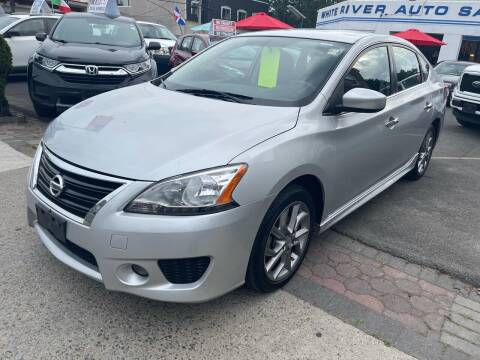 2014 Nissan Sentra for sale at White River Auto Sales in New Rochelle NY