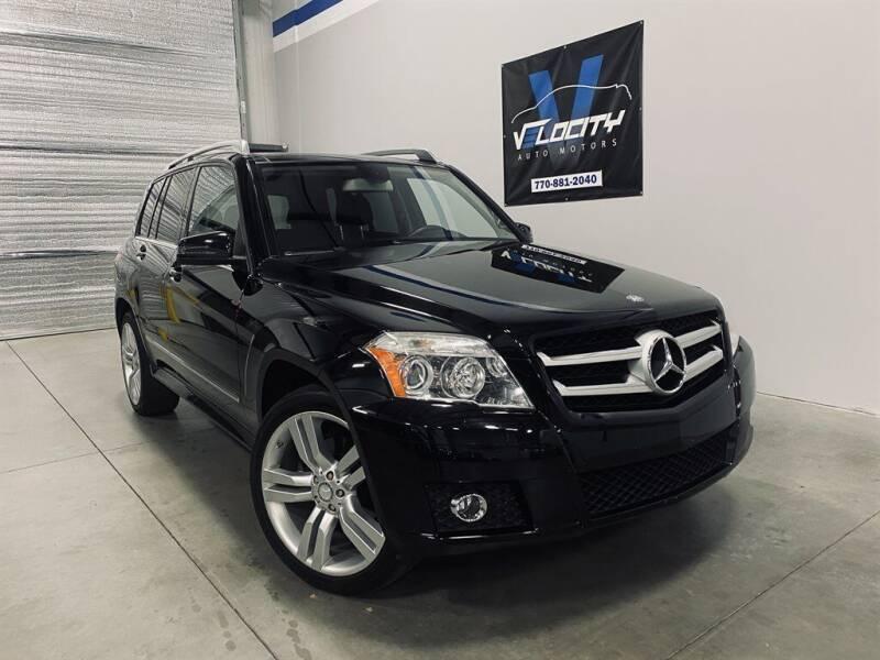 2012 Mercedes-Benz GLK for sale in Alpharetta, GA