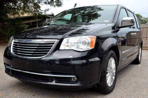 2012 Chrysler Town and Country for sale at Wheel Deal Auto Sales LLC in Norfolk VA