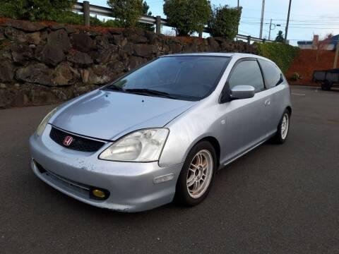 2003 Honda Civic for sale at South Tacoma Motors Inc in Tacoma WA