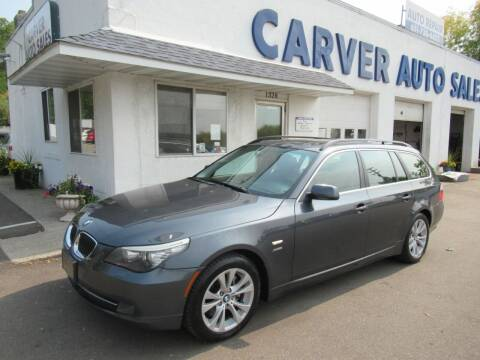 2009 BMW 5 Series for sale at Carver Auto Sales in Saint Paul MN
