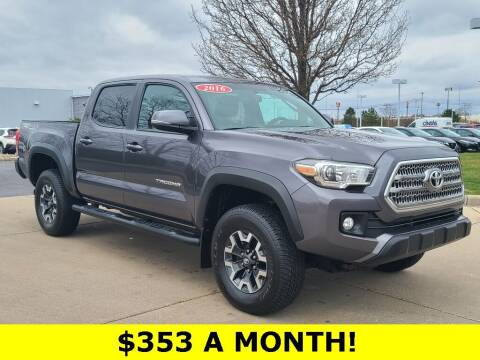 2016 Toyota Tacoma for sale at Ken Ganley Nissan in Medina OH