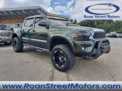 2013 Toyota Tacoma for sale at PARKWAY AUTO SALES OF BRISTOL - Roan Street Motors in Johnson City TN