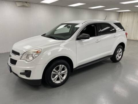 2015 Chevrolet Equinox for sale at Kerns Ford Lincoln in Celina OH