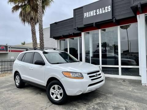 2009 Hyundai Santa Fe for sale at Prime Sales in Huntington Beach CA