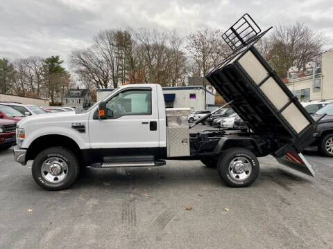 2008 Ford F-250 Super Duty for sale at Saugus Auto Mall in Saugus MA
