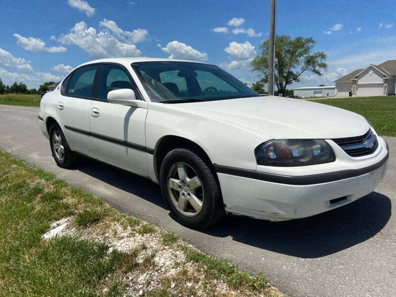 2005 Chevrolet Impala for sale at Nice Cars in Pleasant Hill MO