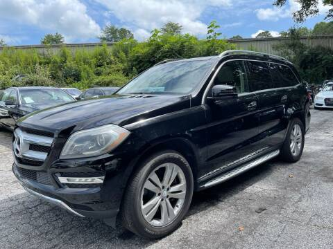 2014 Mercedes-Benz GL-Class for sale at Car Online in Roswell GA