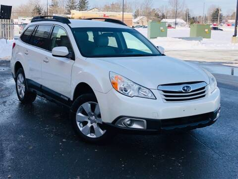 2010 Subaru Outback for sale at Y&H Auto Planet in West Sand Lake NY