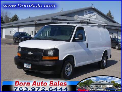 2017 Chevrolet Express Cargo for sale at Jim Dorn Auto Sales in Delano MN