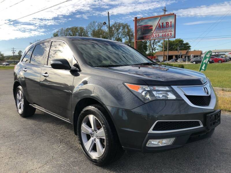 2013 Acura MDX for sale at Albi Auto Sales LLC in Louisville KY