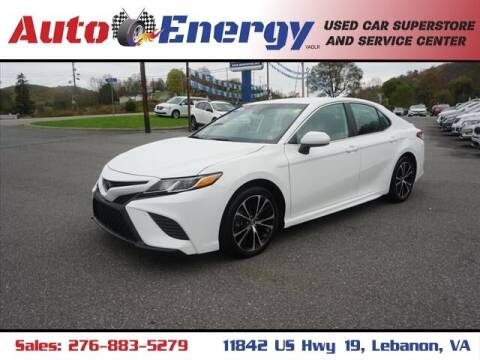 2019 Toyota Camry for sale at Auto Energy in Lebanon VA