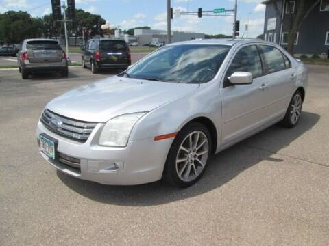 2009 Ford Fusion for sale at SCHULTZ MOTORS in Fairmont MN